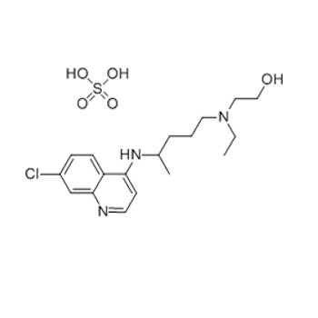 Hydroxychloroquine sulfate | CAS# 747-36-4