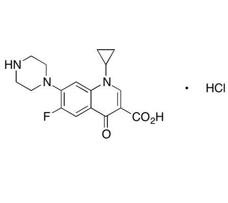 Ciprofloxacin hydrochloride | CAS# 86393-32-0