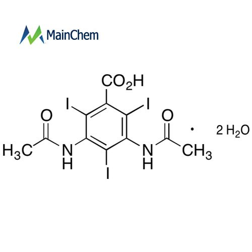 Diatrizoic Acid Dihydrate | CAS# 50978-11-5