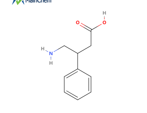 China 4-Amino-3-phenylbutyric acid hydrochloride CAS 1078-21-3 Supplier