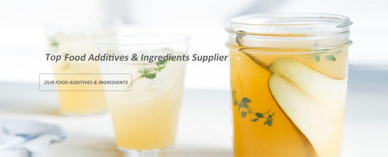 Food ingredients Supplier